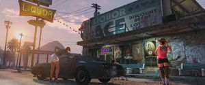 Grand Theft Auto V Trailer – Just Like In The Movies