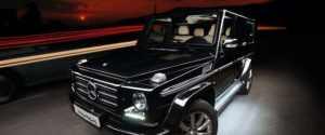 Vilner Tuned Mercedes G-Class