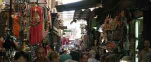 Haggling In Egypt – How I learned to Haggle By Failure