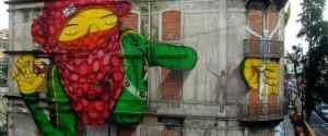 Os Gémeos + Blu – Street Art at Lisbon House