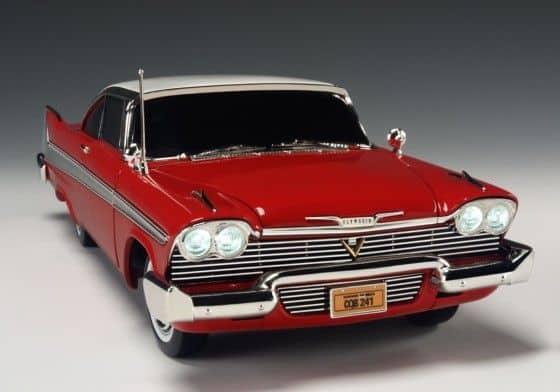 Christine car