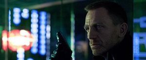 "Daniel Craig Returns as James Bond in ""Skyfall"""