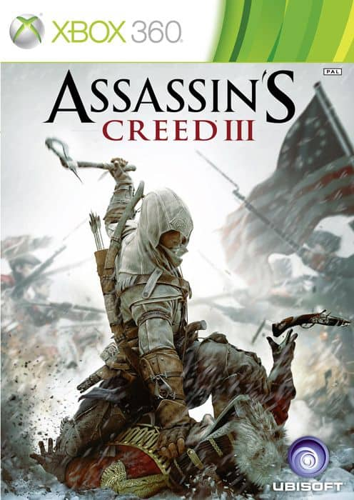 Assassin's Creed 3 Boxart