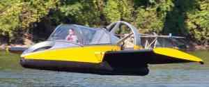The Flying Hovercraft
