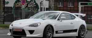 Twin-Charged: Gazoo Racing Tuned Toyota GT86