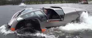 Scamander – Amphibious All-Terrain Vehicle