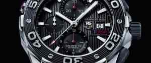 Limited Edition America's Cup TAG Heuer Watches