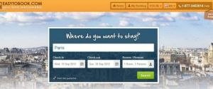 Hotel Booking Made Easy with EasytoBook.com