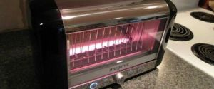 Review: The See Through Vision Toaster by Magimix