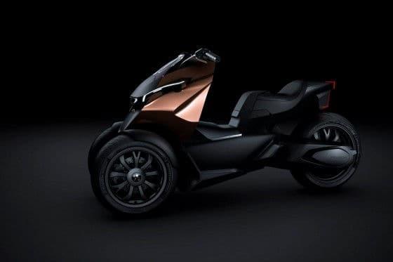 Onxy Hybrid Scooter