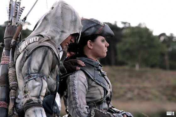 Connor and Aveline costume