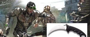 Sam Fisher's Karambit – Splinter Cell: Blacklist