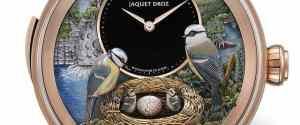 Jaquet Droz Bird Repeater Watch