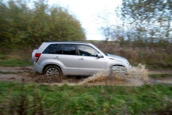 New Suzuki Grnad Vitara