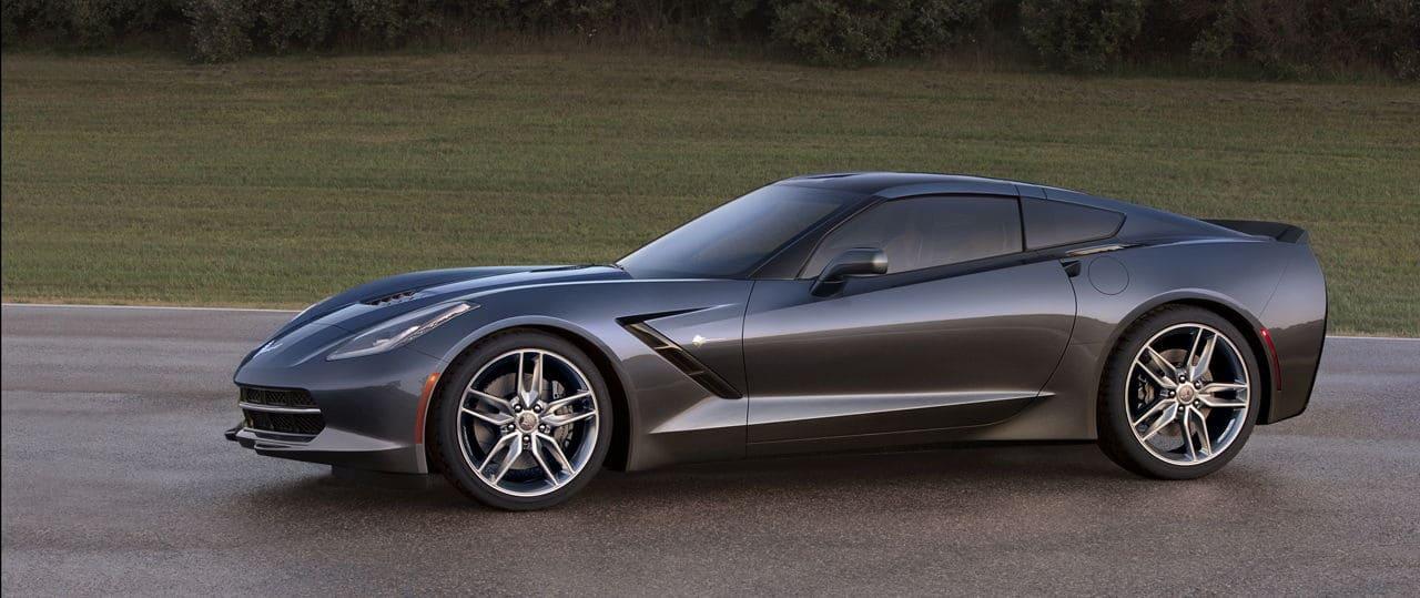 C7 Corvette - American sports car
