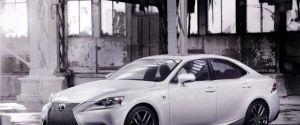 3rd Generation Lexus IS250 & IS350