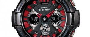 Casio G-Shock GA-200SH Metallic Color Watches