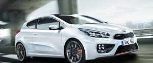 New Kia pro_cee'd GT And cee'd GT