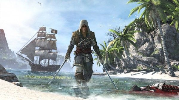 assassins creed 4 ocean