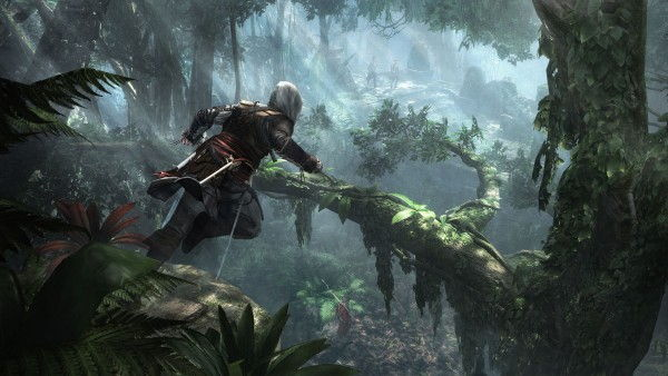 assassins creed 4 jungle
