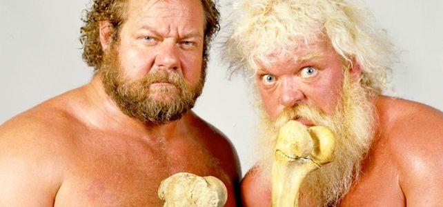 The Moondog wrestlers