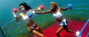 Sports Betting Lingo – Even Underwater Boxing has a Silver Lining