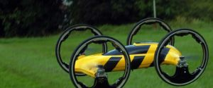 B The Flying Car – Helicopter And Car Hybrid