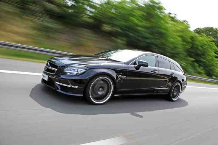 Mercedes CLS by Vath