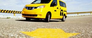 Nissan NV200 – New York's 'Taxi of Tomorrow'