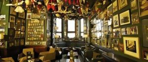 Finding Cabinet Club – Zero History's London Luxury Hotel & Club Made Real