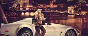 2014 Miss Tuning Calendar Featuring Leonie Hagmeyer-Reyinger