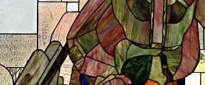 Video Game Stained Glass – The Incredible (Geeky) Artistry of Martian Glassworks