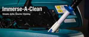 Immerse-A-Clean Wand – Smarter Cleaning with a Flick of a Wand