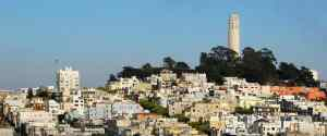 The Best Views in San Francisco – Visiting Coit Tower and The Golden Gate Bridge