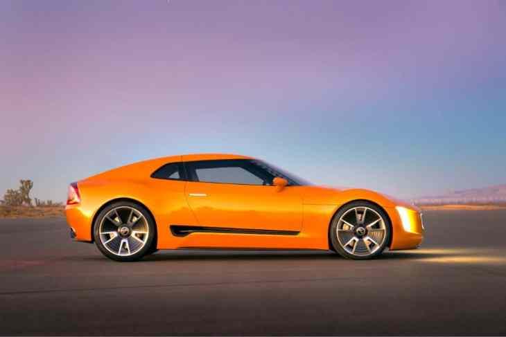 Kia sports car concept
