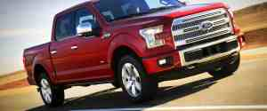 Ford F-150 Torture Tests – Built Ford Tough For Sure