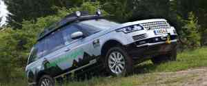 Range Rover Hybrid: An Environmentally Friendly Land Rover?