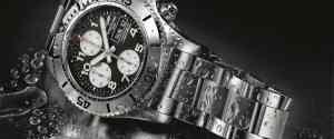 Breitling Superocean Chronograph Steelfish Watch