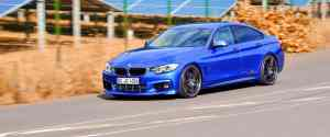 BMW 4-Series Gran Coupe As The AC Schnitzer ACS4