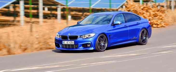 BMW ACS4 4-Series Gran Coupe