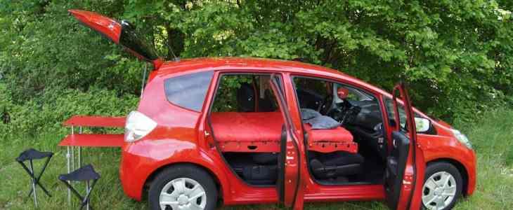 camper van kit for cars