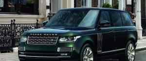 Holland & Holland X Range Rover Autobiography