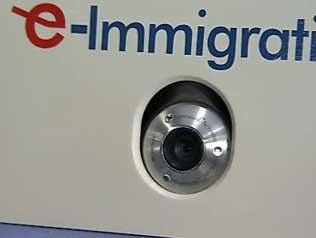 Cámara de e-inmigration :)
