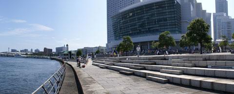 Panoramica de Yokohama