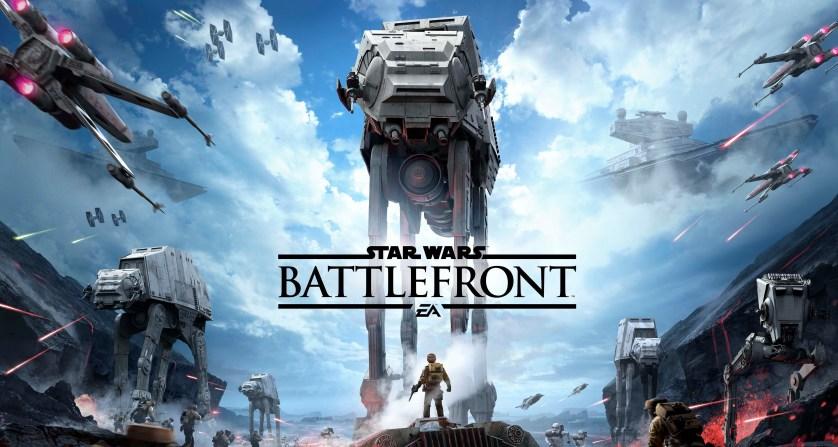 The battle starts once again in a Galaxy Far Far Away