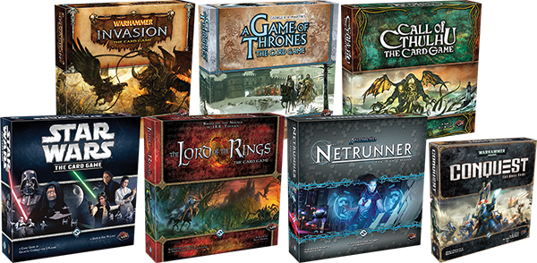 5 Reasons Why You Should Be Playing LCGs