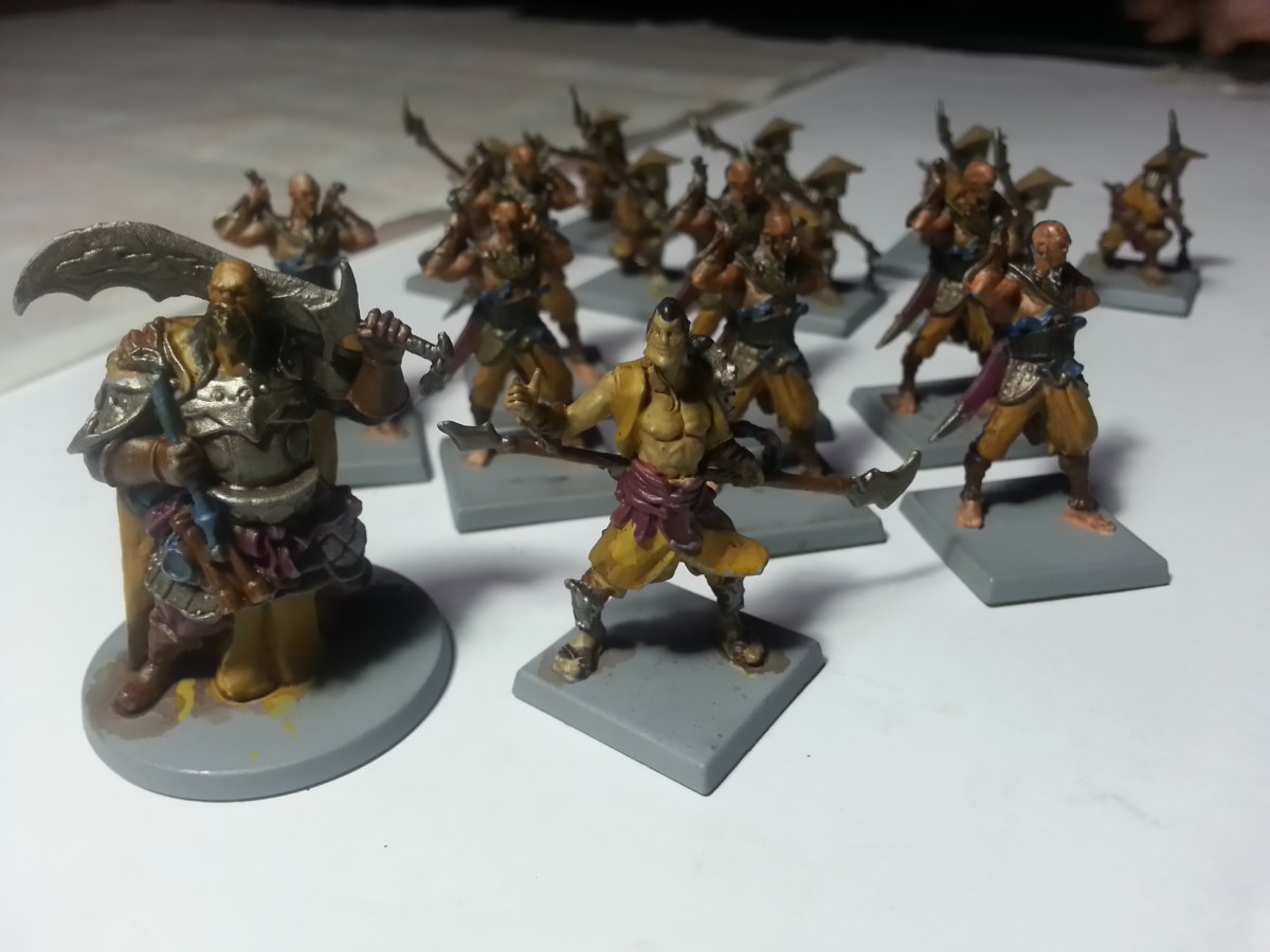 A Complete Beginner's Guide to Miniature Painting – Part 1: The Tools
