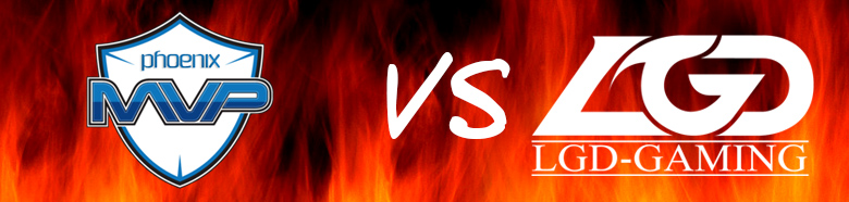 Day 5 MVP vs LGD