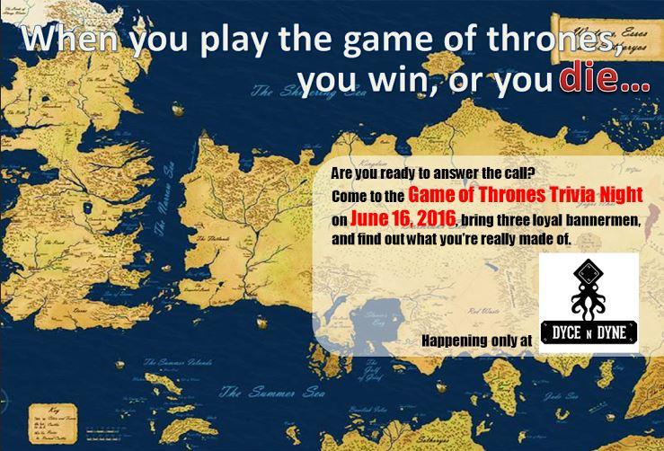 GOT Trivia