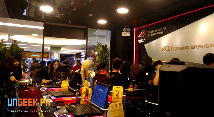 Asus ROG Launch 3